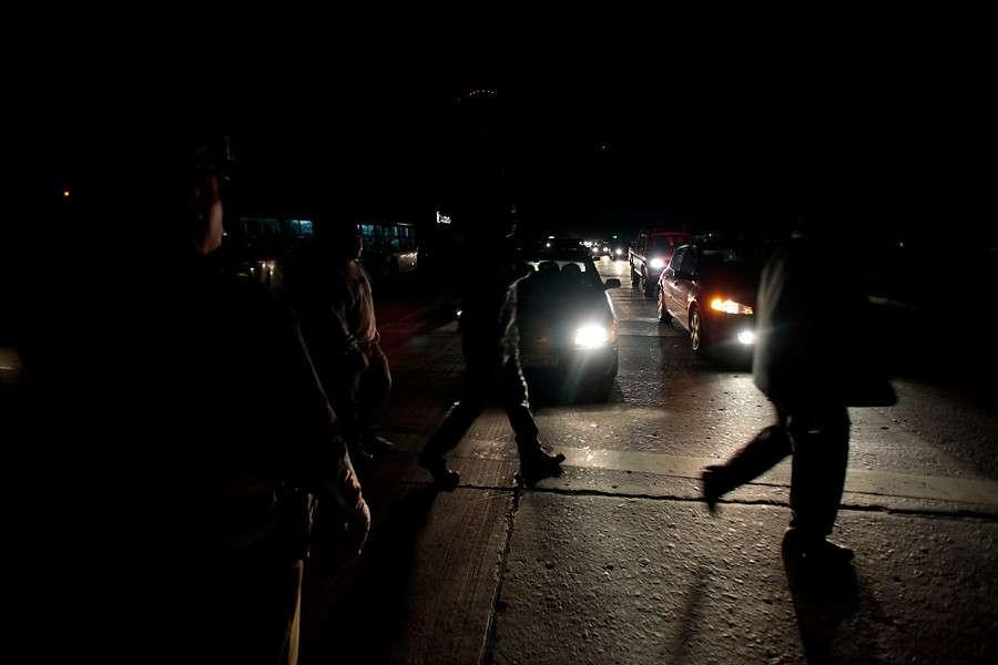 El corte de luz afectó las actividades del show veraniego en Valdivia (Foto referencial). Foto: Agencia UNO