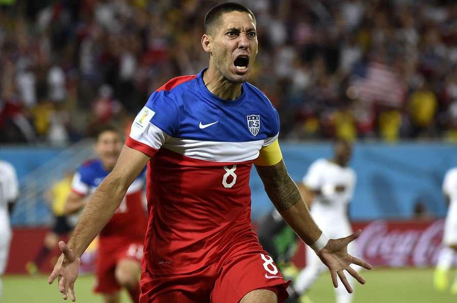 Clint Dempsey es la principal figura de EE.UU. Foto: Agencia UNO