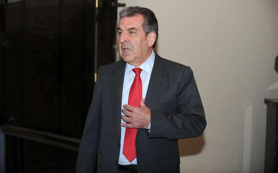 Eduardo Frei volvió de su gira por Centroamérica. Foto: Agencia UNO