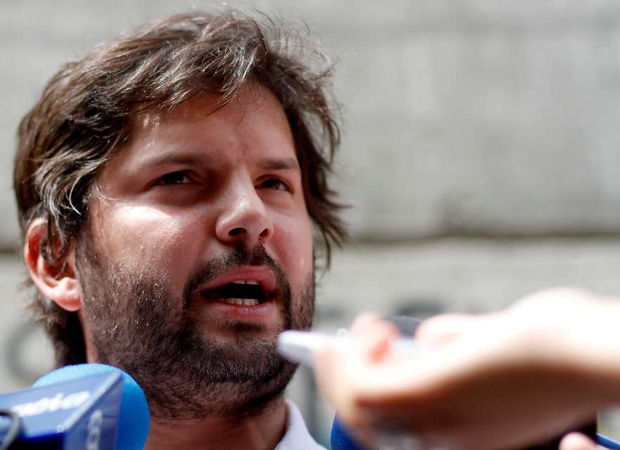 El diputado independiente fue directo sobre los políticos involucrados. Foto: Agencia UNO