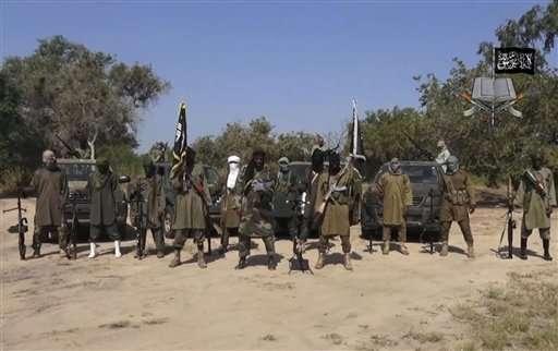 Boko Haram rechaza el sistema democrático occidental y busca imponer un estado islámico en Nigeria. Foto: AP en español