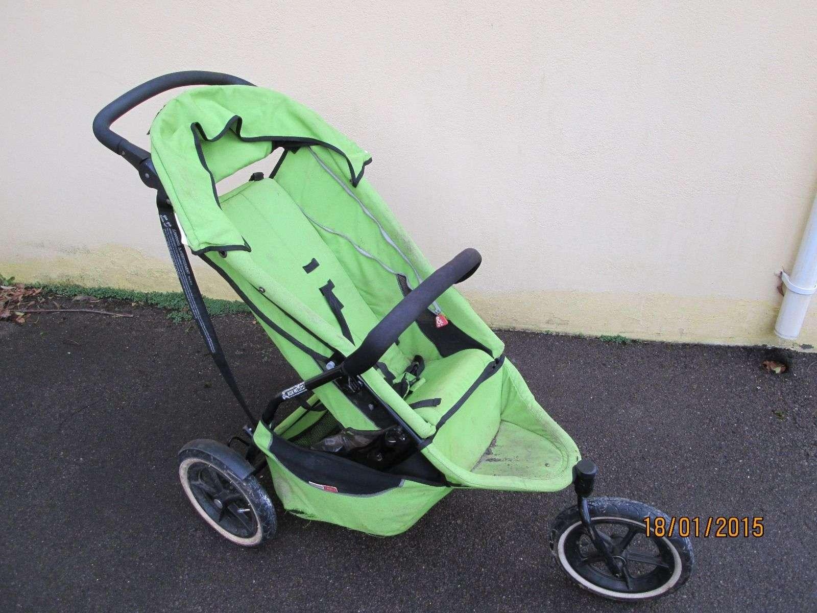 Este carrito de bebé se ofreció por 9.99 libras y ahora vale lo que un Ferrari. Foto: eBay
