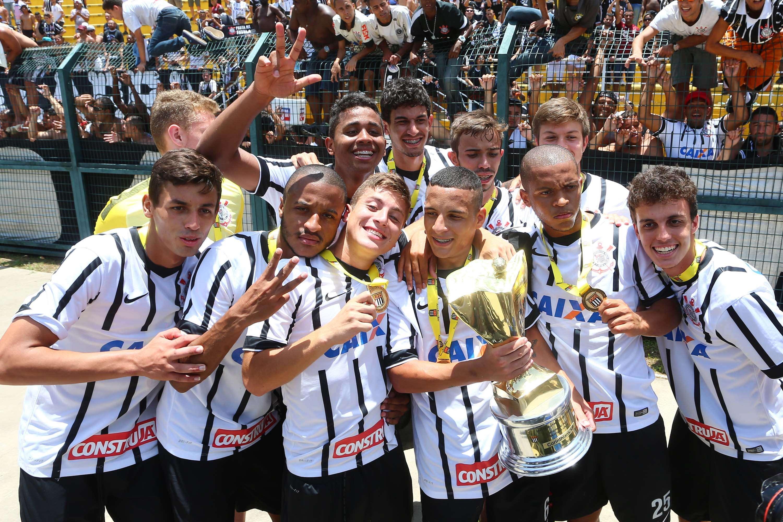 Corinthians foi campeão com 100% de aproveitamento Foto: Marcos Bezerra/Futura Press