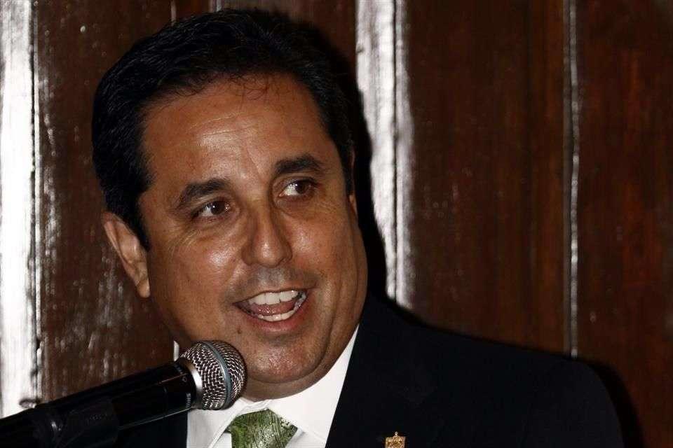 Francisco Medina, exalcalde de Linares, murió en un accidente registrado en el municipio de Galeana, NL. Foto: Reforma