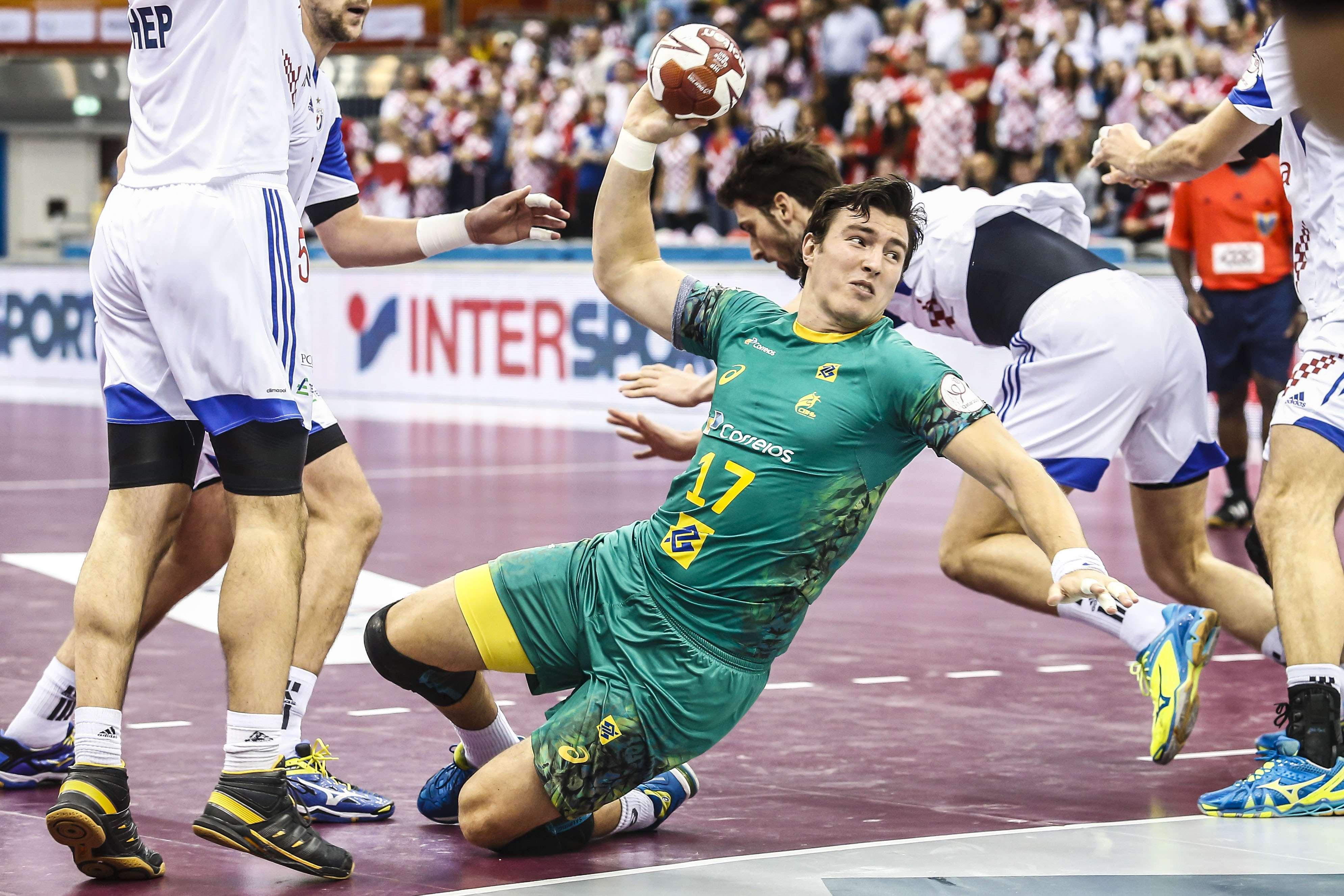 Seleção brasileira caiu diante de uma das favoritas Foto: Wander Roberto/ Photo&Grafia/Divulgação