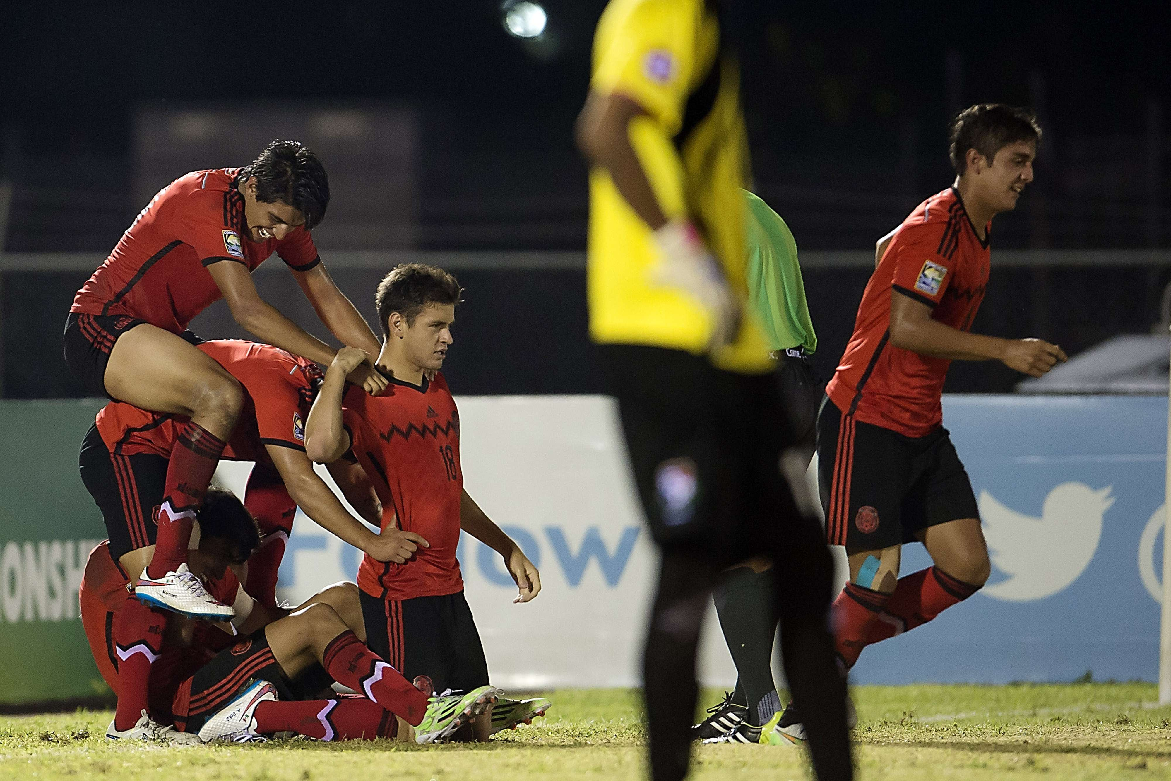 México coronó un gran torneo en Jamaica. Foto: Mexsport