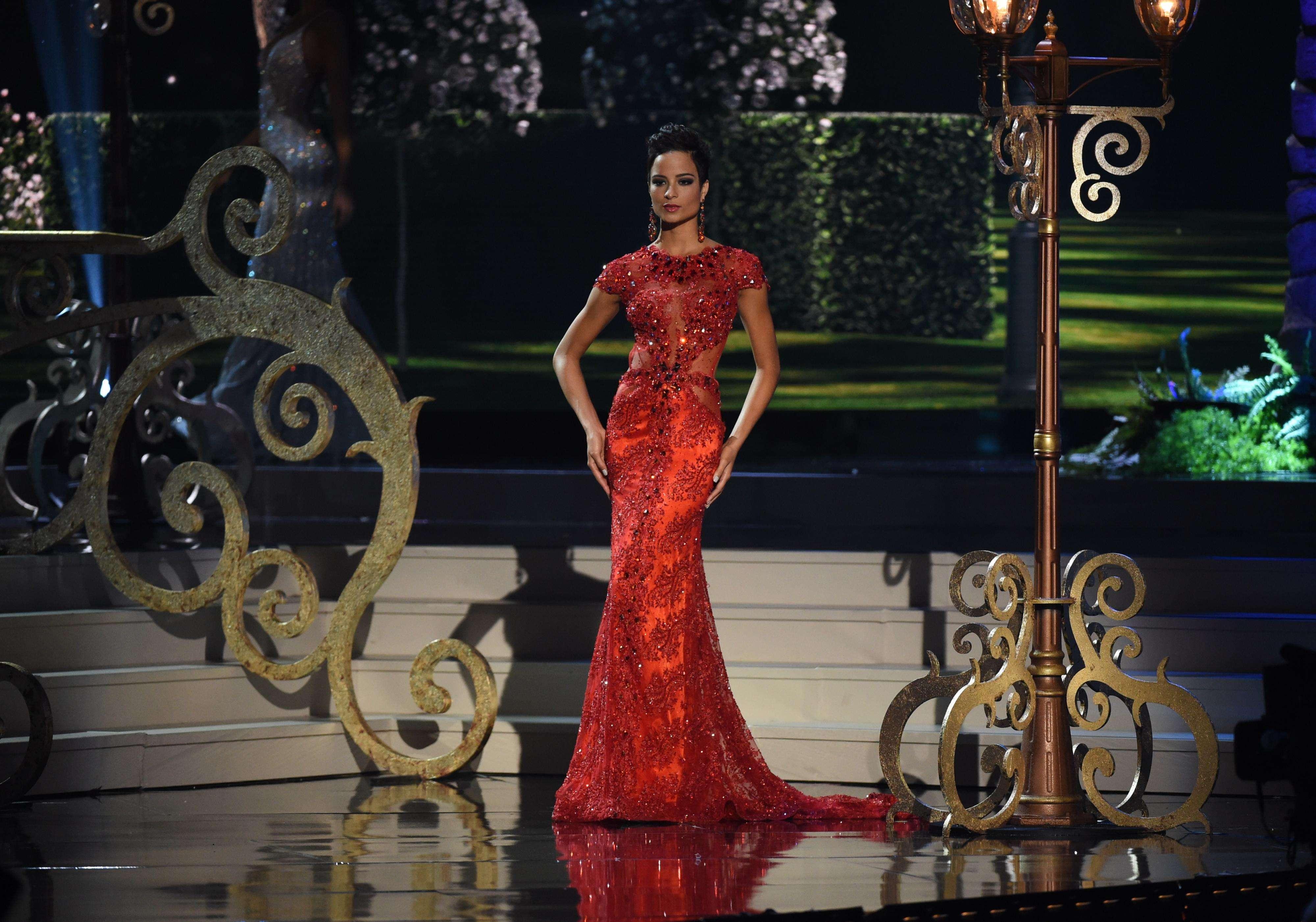 Miss Jamaica Foto: Miss Universo