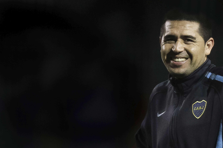 Juan Román Riquelme anunció su retiro del fútbol. Foto: Getty