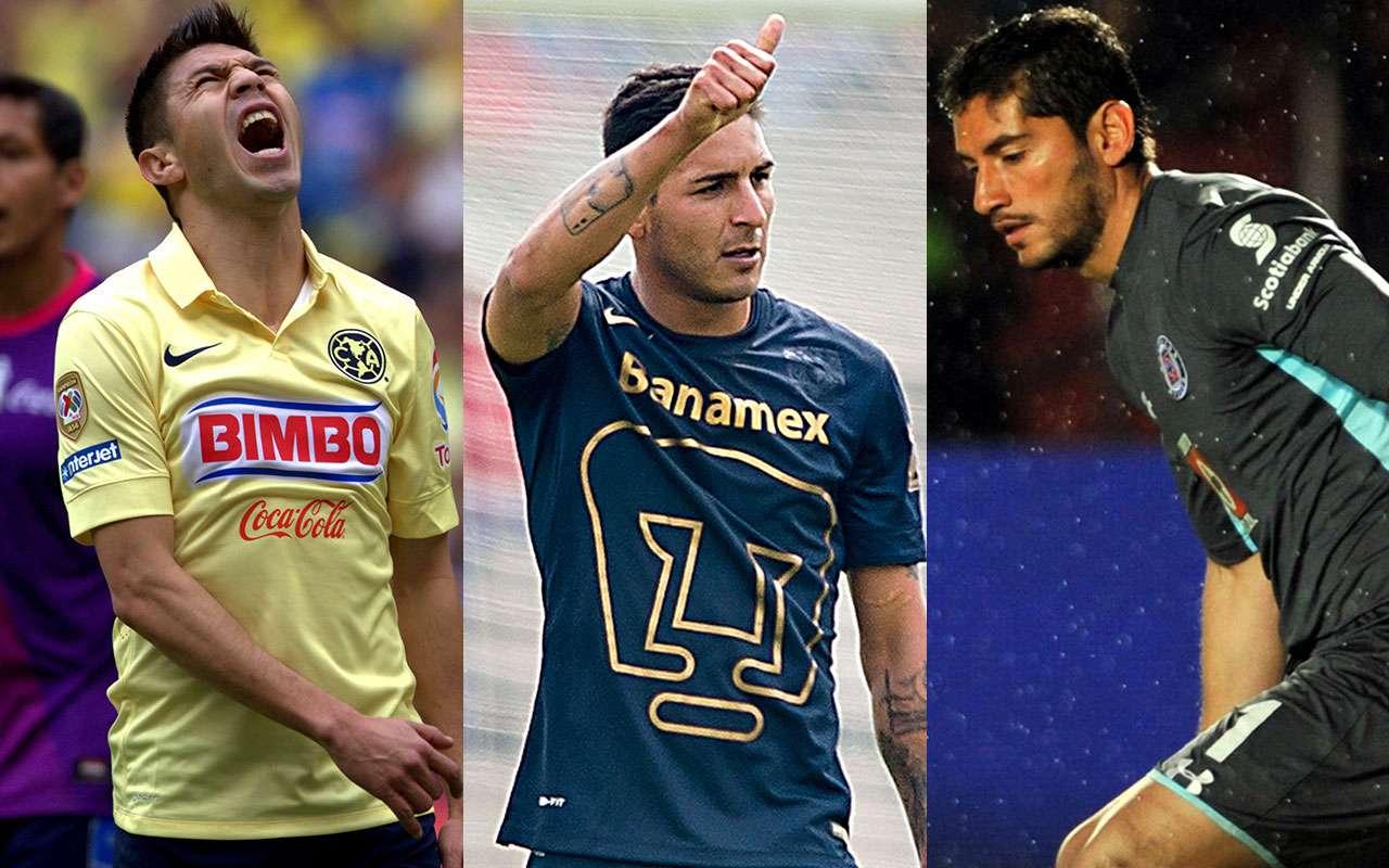 Conoce a los buenos y los malos de la jornada 3 del Clausura 2015. Foto: Mexsport