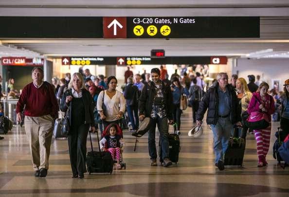 Autoridades aeroportuarias no proporcionaron detalles sobre la emergencia. Foto: Getty Images