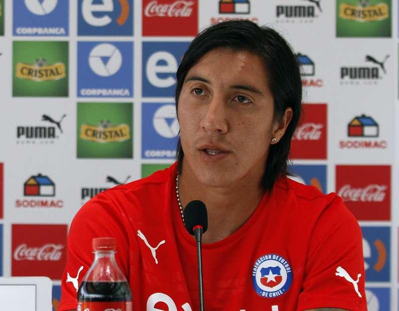 Cristián Suárez se vio envuelto en una polémica Selección-La U Foto: Agencia UNO