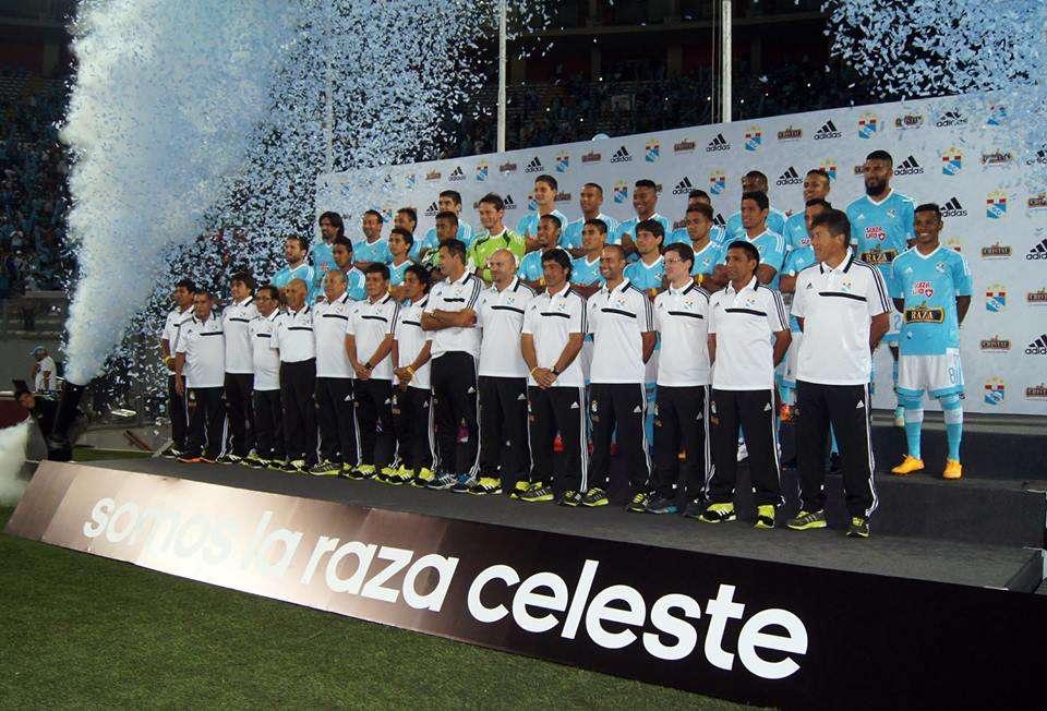 Foto: Club Sporting Cristal