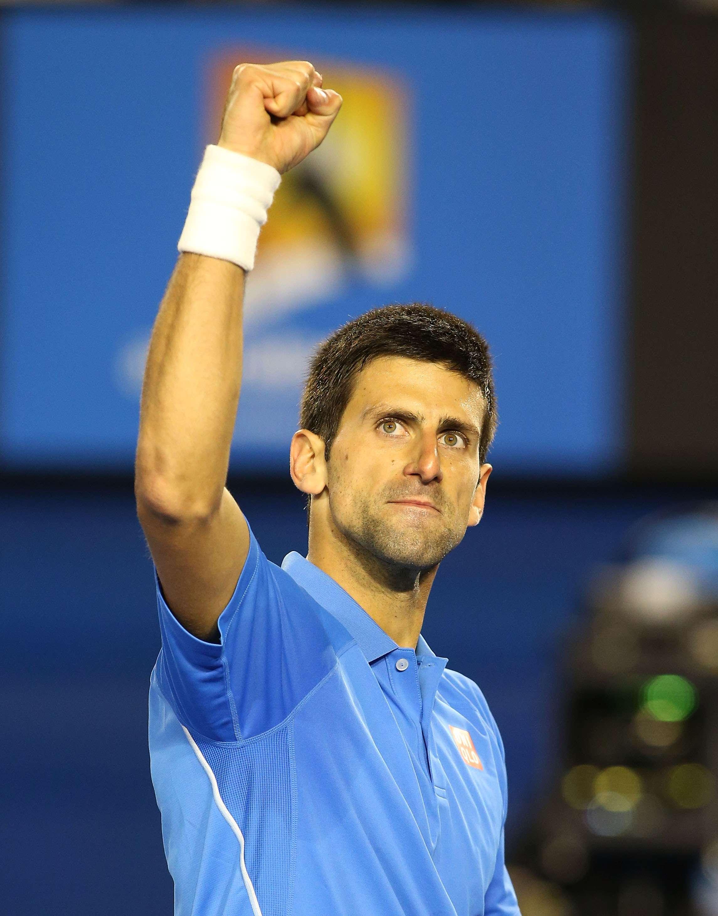 Djokovic ya está en cuartos. Foto: Getty Images