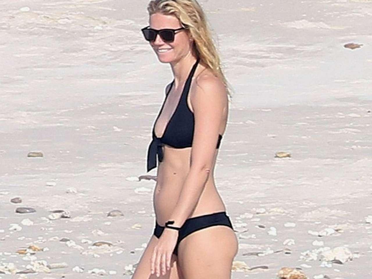 Gwyneth Paltrow presume cuerpazo de verano apenas iniciando el año Foto: Daily Mail