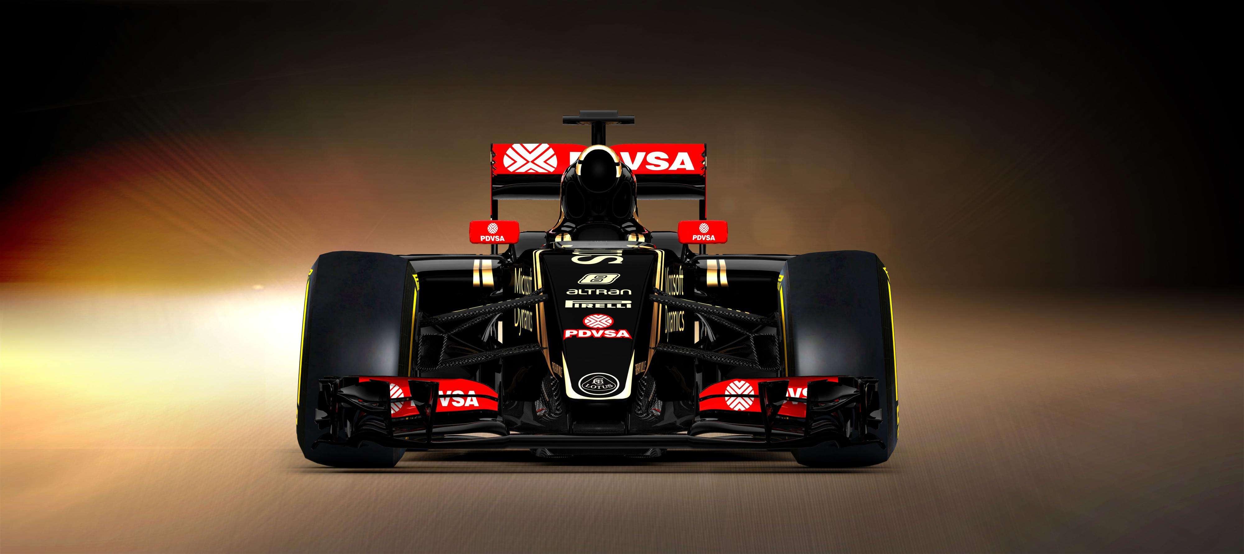 Lotus E23 Foto: Lotus