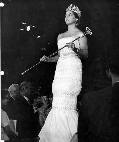 Luz Marina Zuluaga, la Miss Universo colombiana de 1958. Foto: Archivo Miss Universo/Terra Colombia