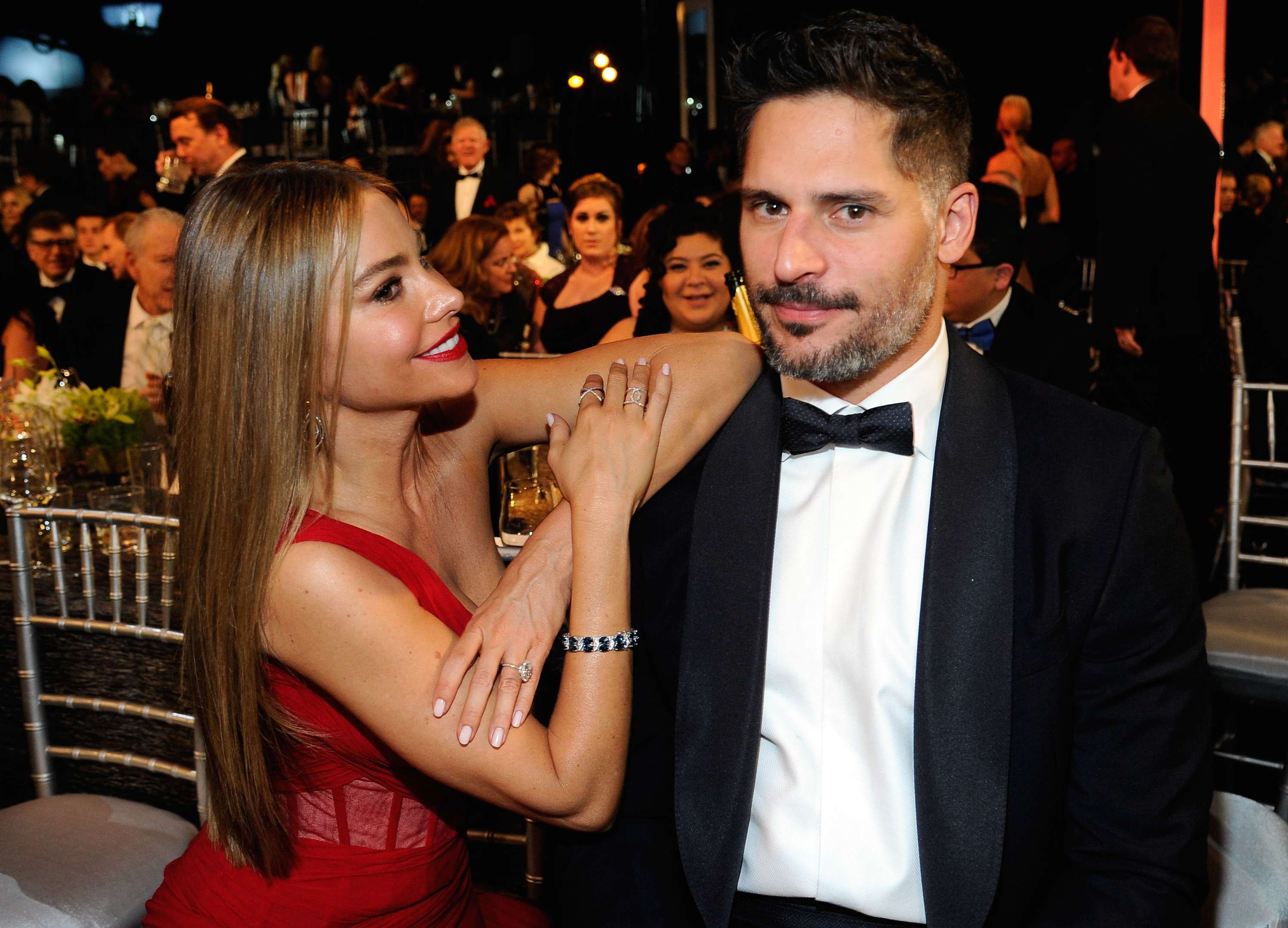 ¿Sofía Vergara y Joe Manganiello ya se casaron? Foto: Getty Images