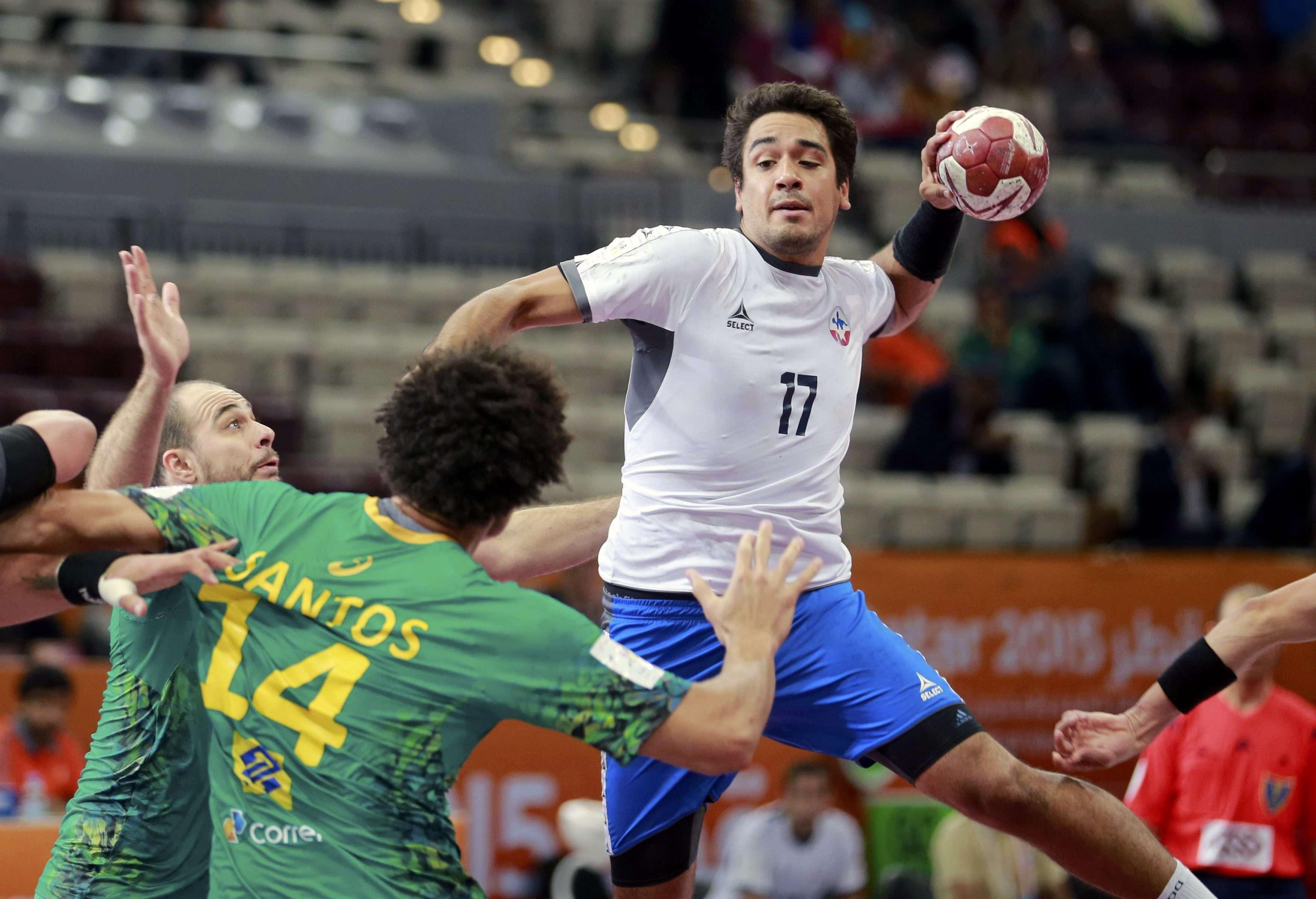 Rodrigo Salinas terminó como goleador del Mundial. Foto: Reuters en español