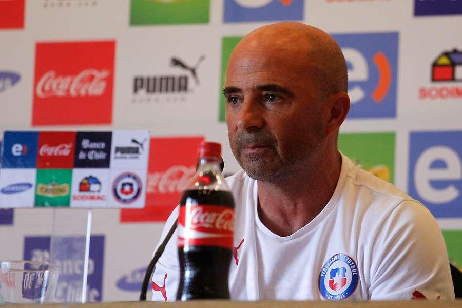 Jorge Sampaoli dijo que Matías Fernández podría ser convocado pronto. Foto: Agencia UNO