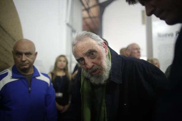Fidel Castro escribió una carta a la Federación Estudiantil Universitaria en la que expone sus ideas sobre Estados Unidos- Foto: Getty Images