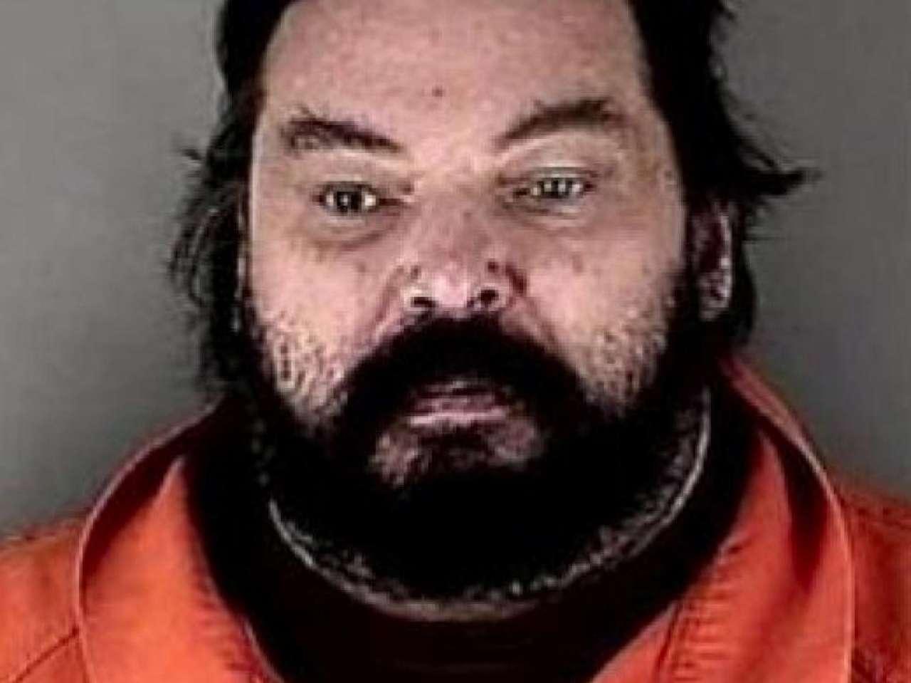 David Vanzo ya había saqueado la cuenta de su madre, cuando ella áun vivía. Foto: Plymouth Police Deparment