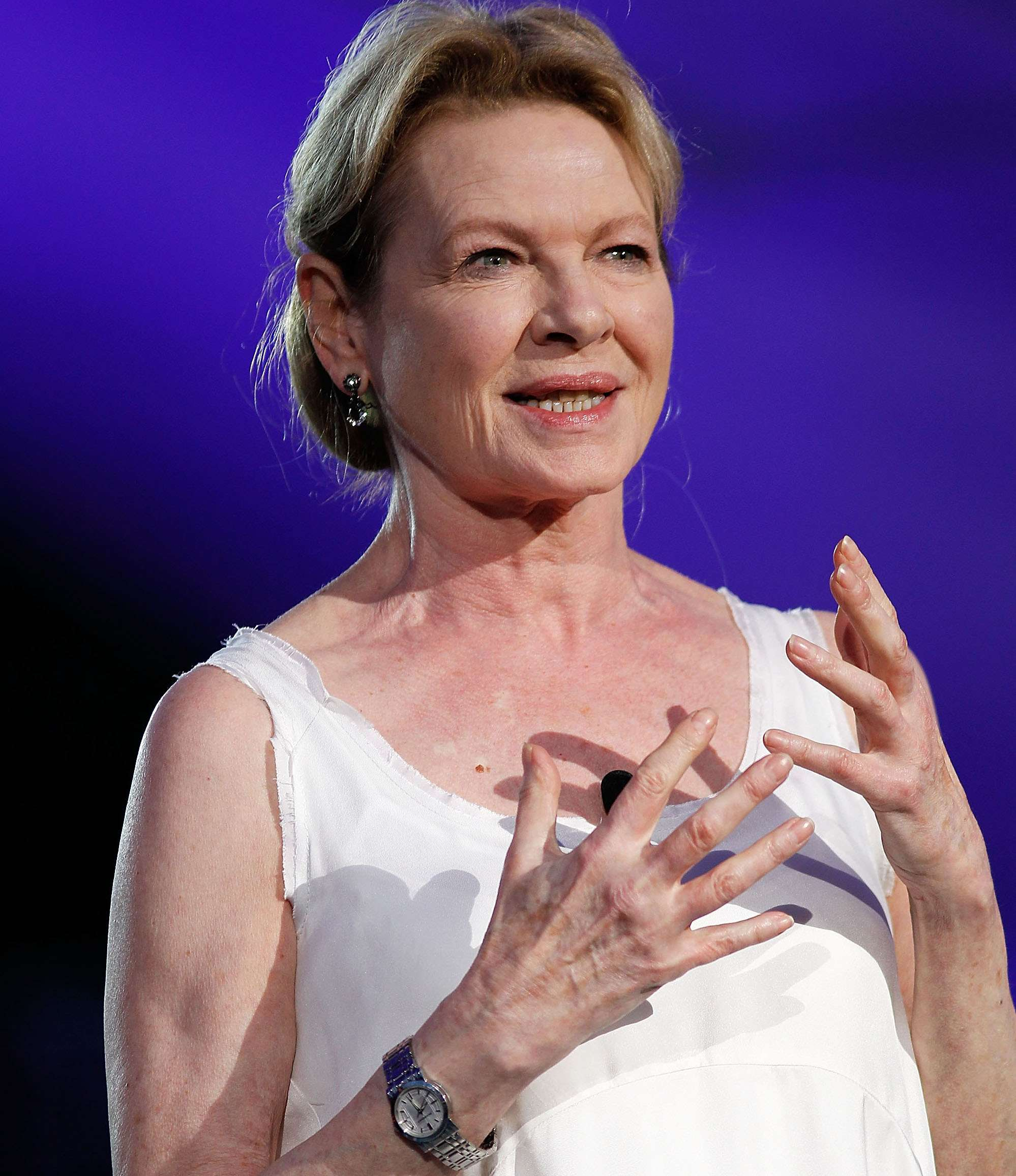 Dianne Wiest ganó el Oscar por 'Hannah and Her Sisters' (1986) y por 'Bullets Over Broadway' (1994). Foto: Getty Images