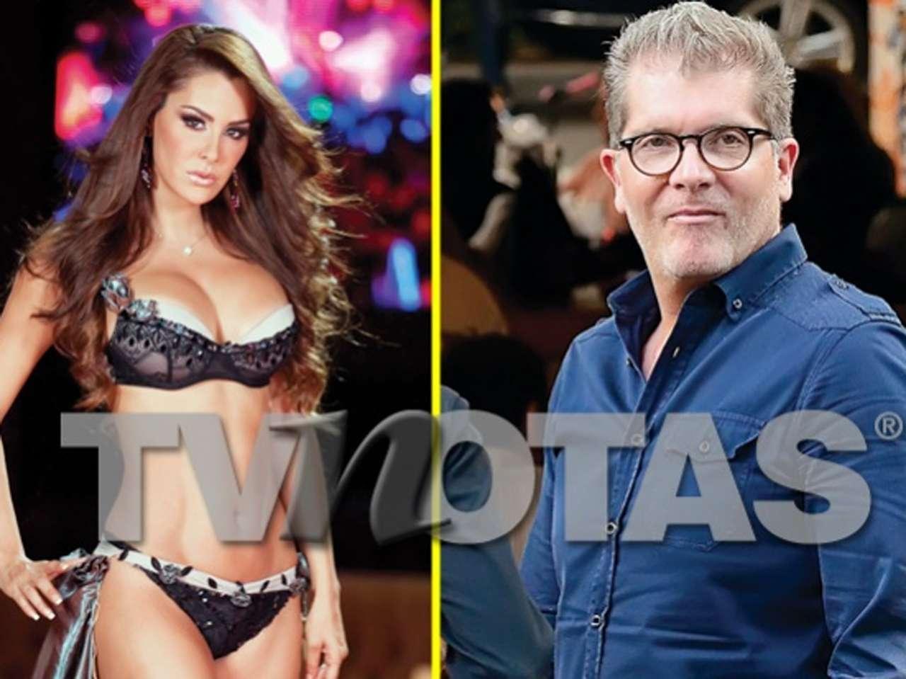 Juan Zepeda y Ninel Conde viven en conflicto legal por demandas que interpone la cantante. Foto: TV Notas