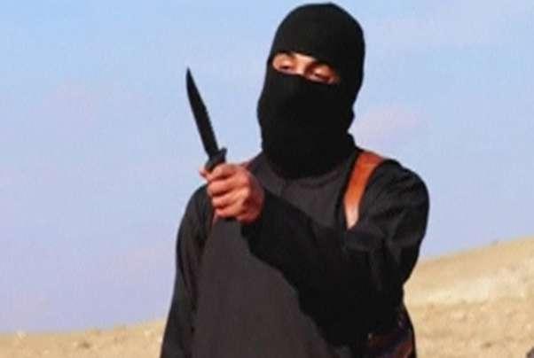 Supuesto militante de ISIS en el video donde amenaza a dos rehenes japoneses, en foto de archivo del 20 de enero del 2015. Foto: Reuters en español