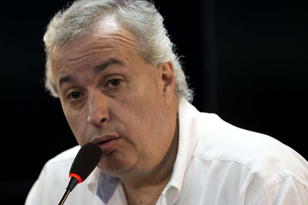 Roberto de Andrade é candidato da situação na eleição corintiana, que acontece no próximo dia 7 Foto: Bruno Santos/Terra