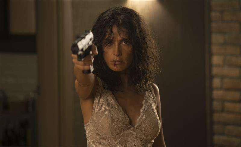 Salma Hayek Foto: Dimension Films