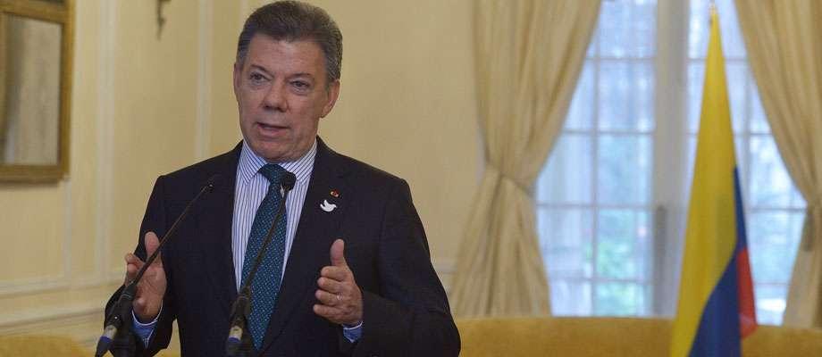 Juan Manuel Santos Foto: Presidencia de la República