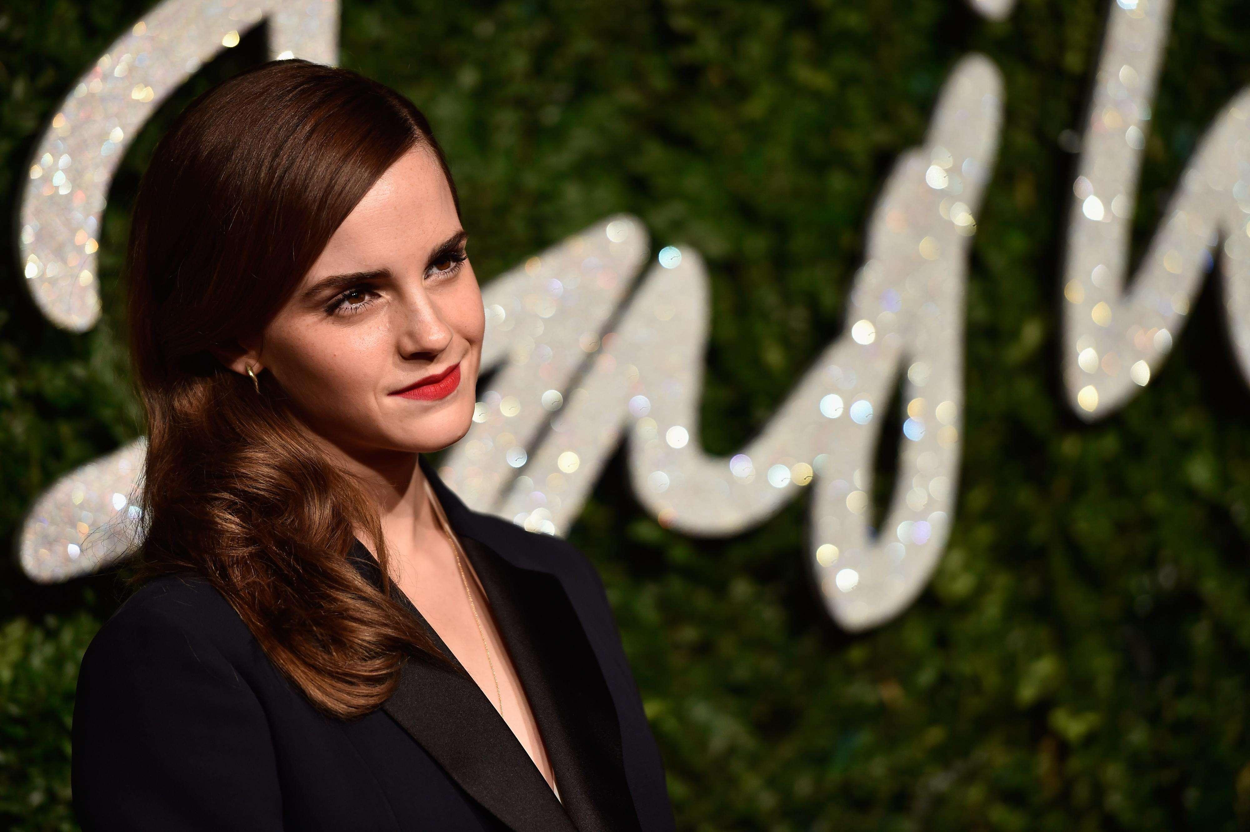 """Emma Watson dará vida al papel de la protagonista en 'La bella y la bestia"""". Foto: Getty Images"""