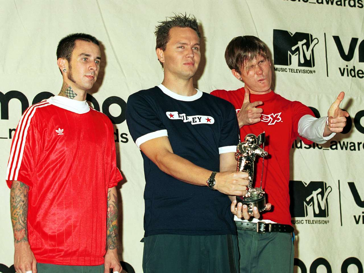 blink 182 Foto: Getty Images