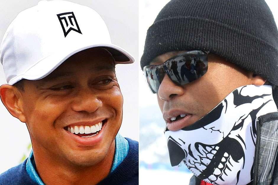 Tiger Woods fez cirurgia para recuperar dentes Foto: AP