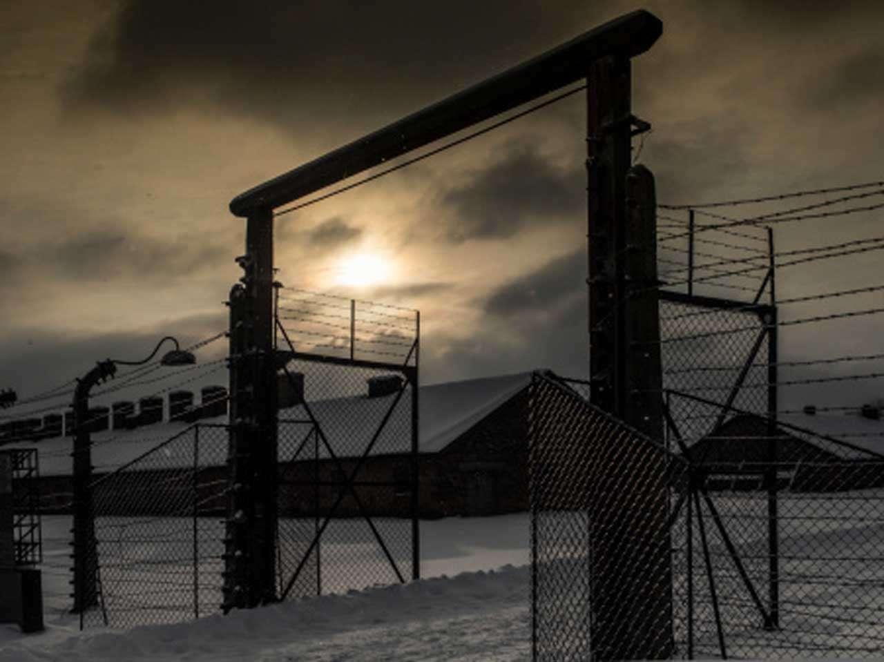 Campo de concentración de Auschwitz-Birkenau. Foto: Getty Images