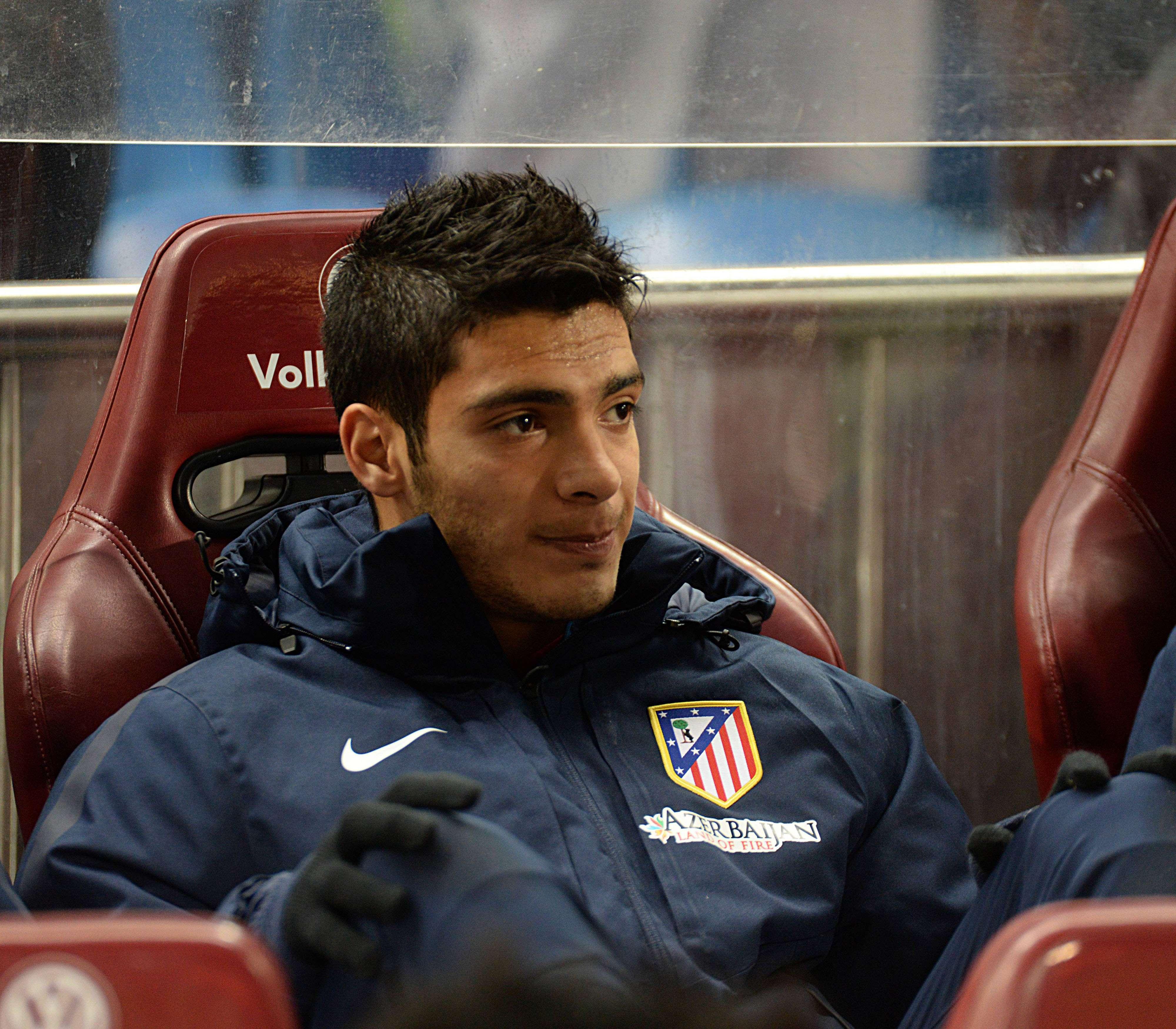 Jiménez se quedó en el banquillo. Foto: Mexsport