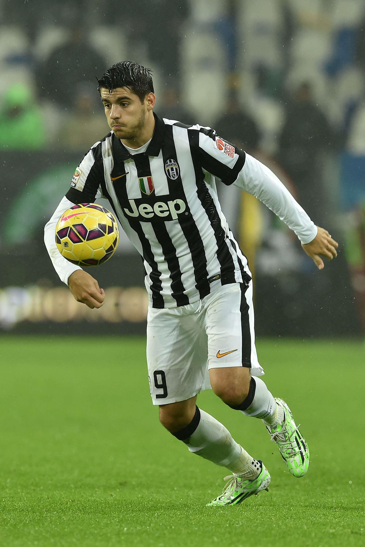 Morata fue el héroe de la Juventus. Foto: Getty Images