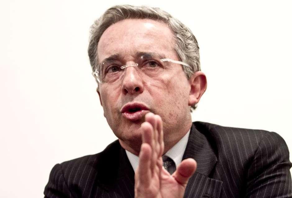Expresidente Álvaro Uribe Vélez Foto: Terra