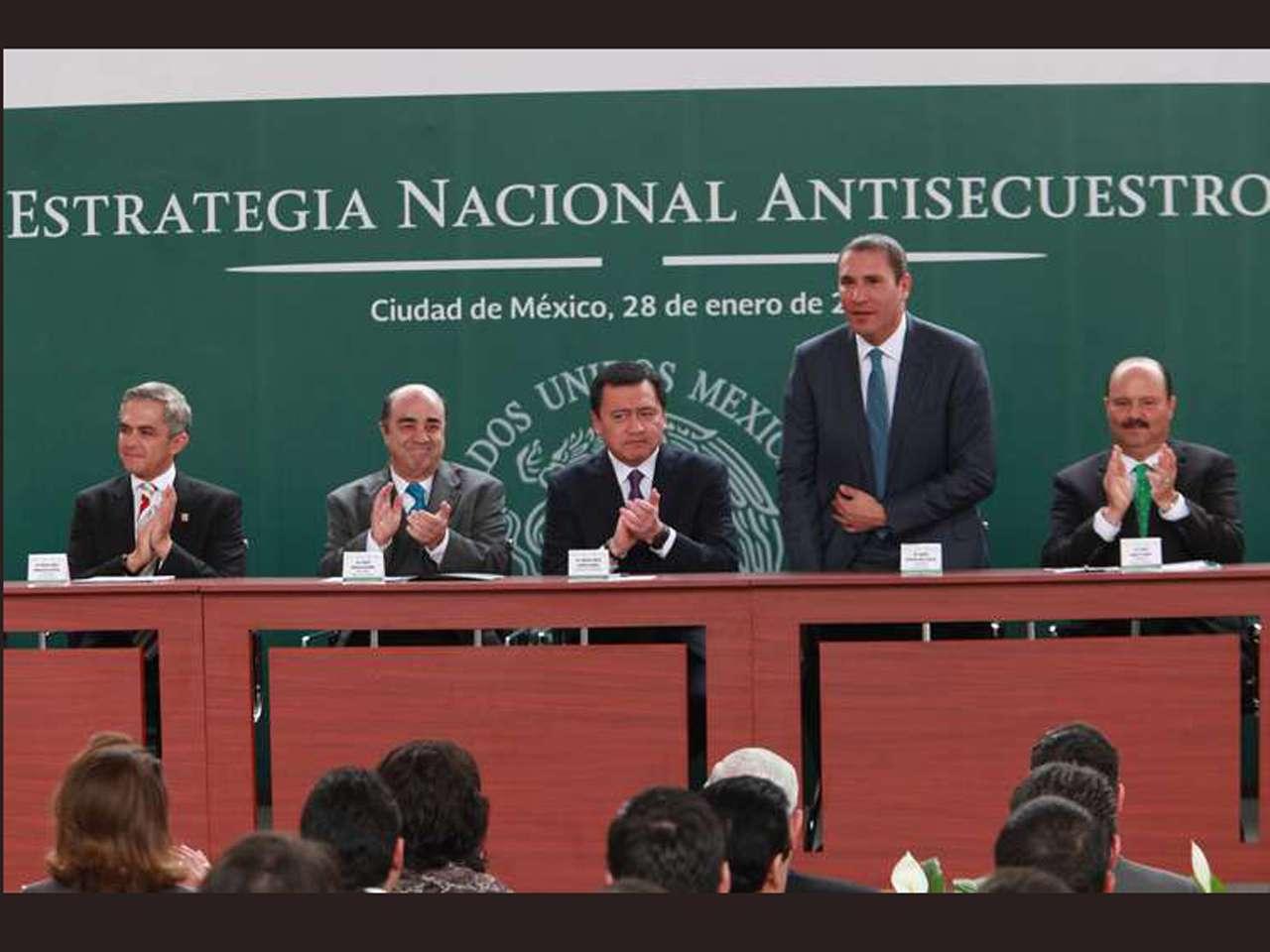 A un año de la puesta en marcha de la Estrategia Nacional Antisecuestro, presentada por el secretario de gobernación, Miguel Ángel Osorio Chong, las cifras sobre plagio en México no son claras. Foto: Terra