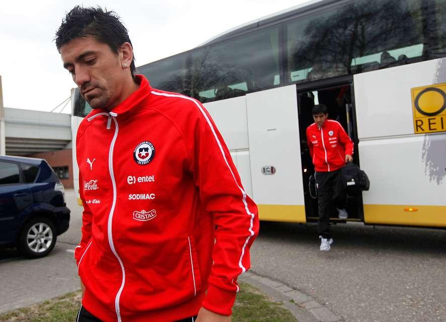 Héctor Mancilla vuelve al fútbol chileno tras 9 años. Foto: Agencia UNO
