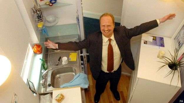 Los apartamentos en Londres, incluso los más pequeños, han venido adquiriendo costos astronómicos. Foto: BBC Mundo