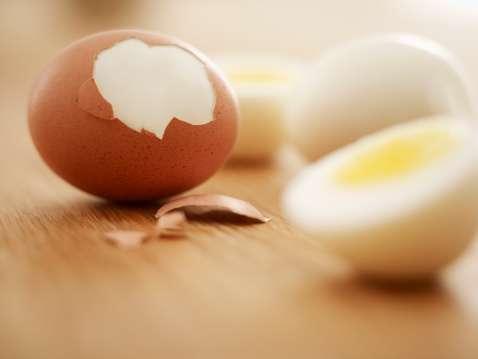Los científicos calentaron el huevo a 90º por 20 minutos Foto: Getty Images