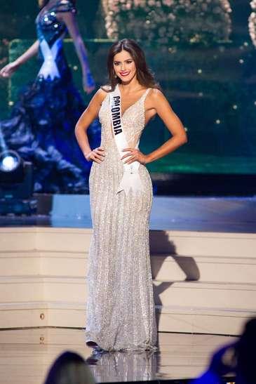 Paulina Vega, Miss Colombia 2013-2014 y Miss Universo 2014-2015 Foto: Concurso Nacional de Belleza/Archivo particular