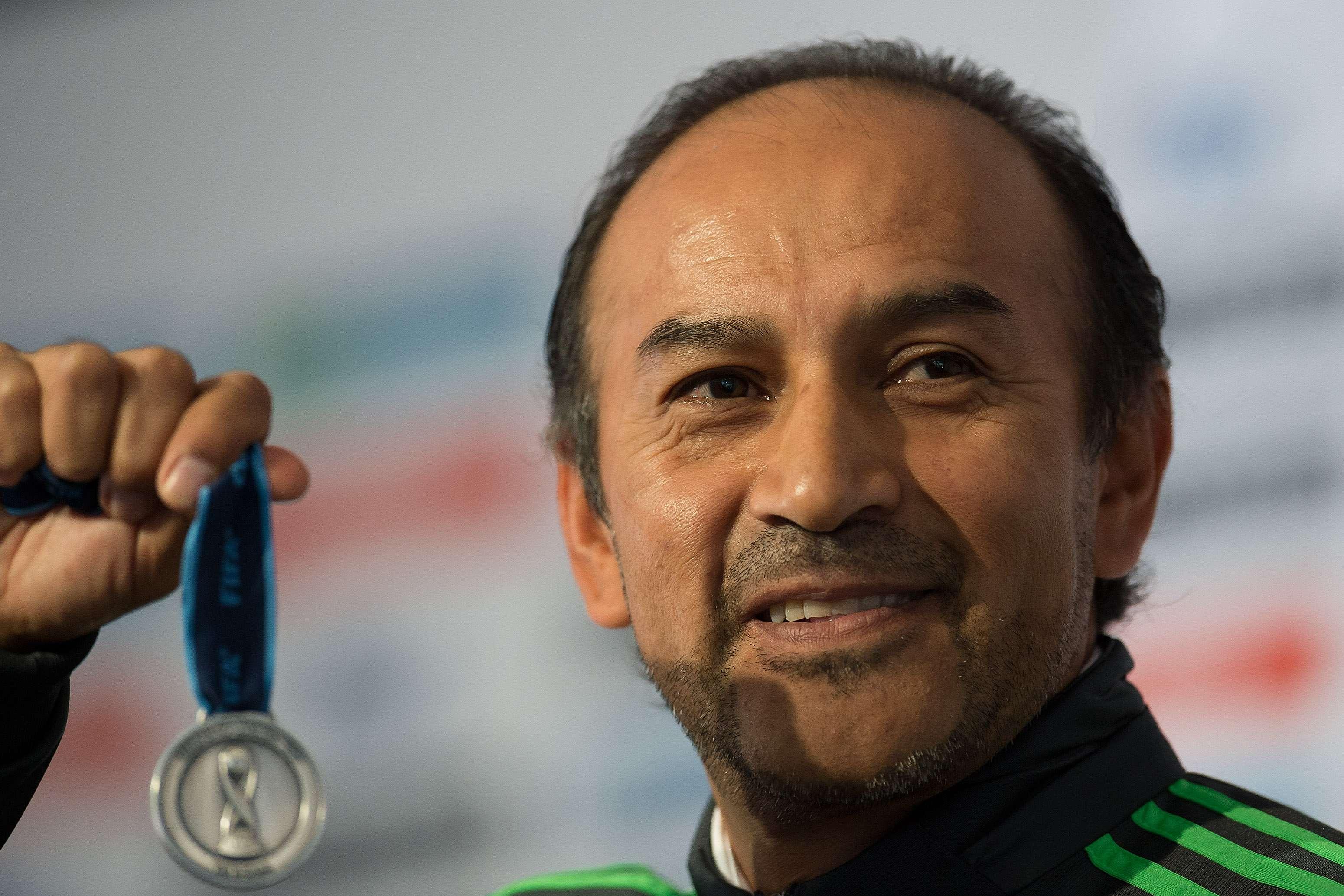 Raúl Gutiérrez anhela una nueva medalla olímpica para México. Foto: Mexsport