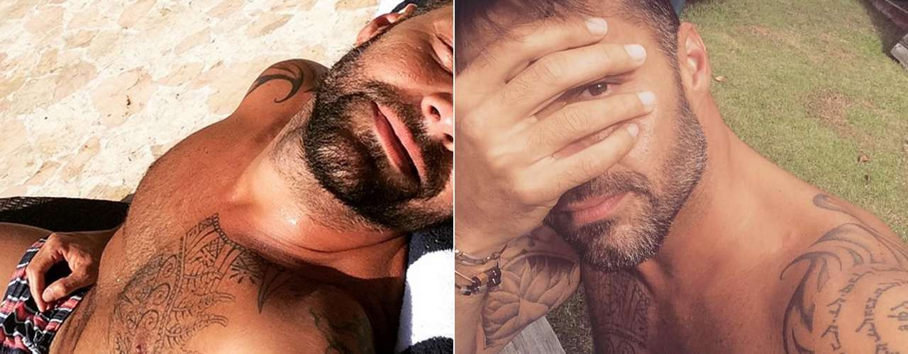 Foto: Instagram/Ricky Martin
