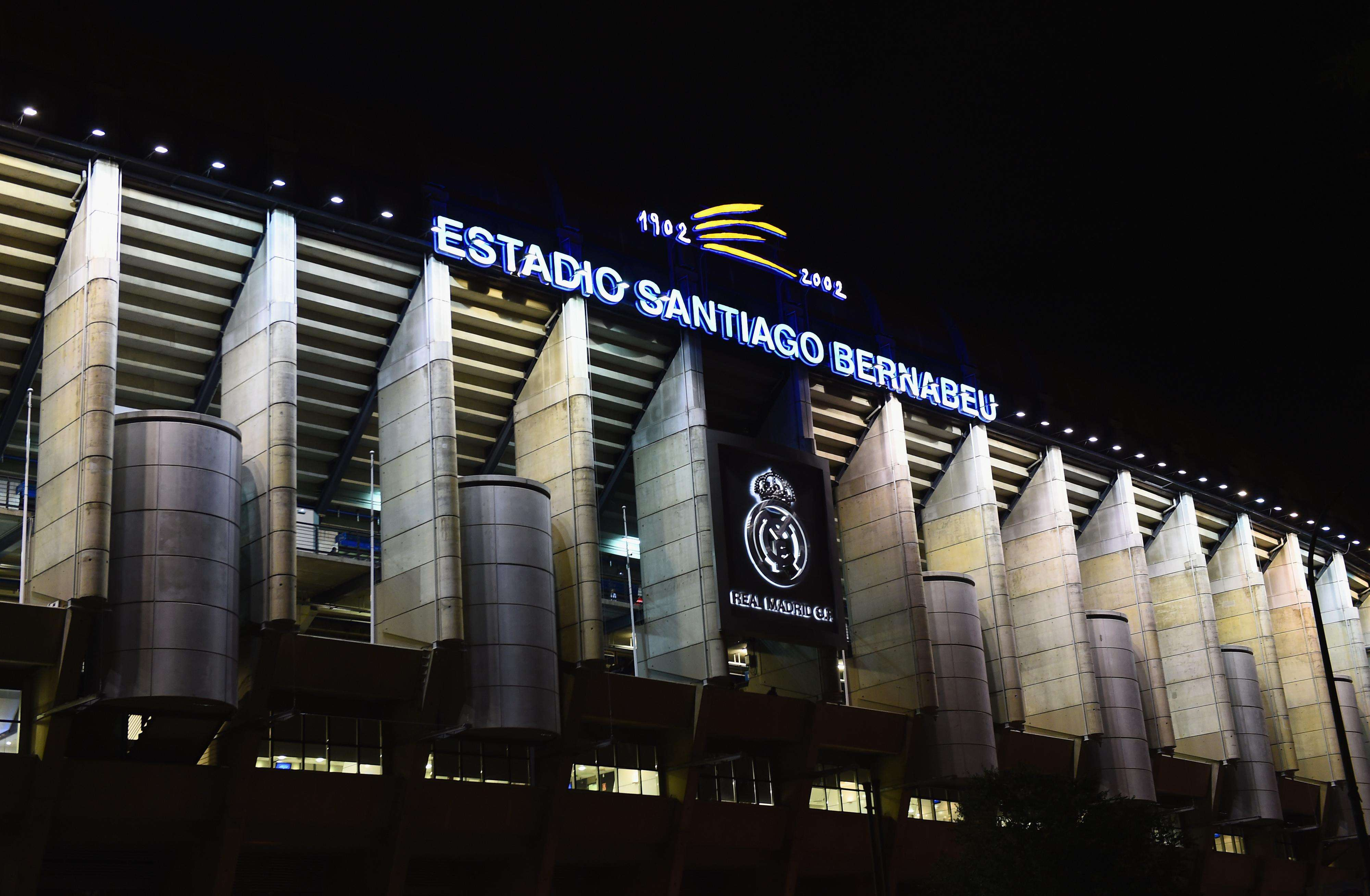 El legendario estadio Santiago Bernabéu cambiará de nombre. Foto: Getty Images