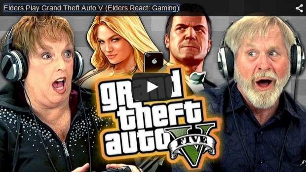 Grand Theft Auto V Foto: YouTube