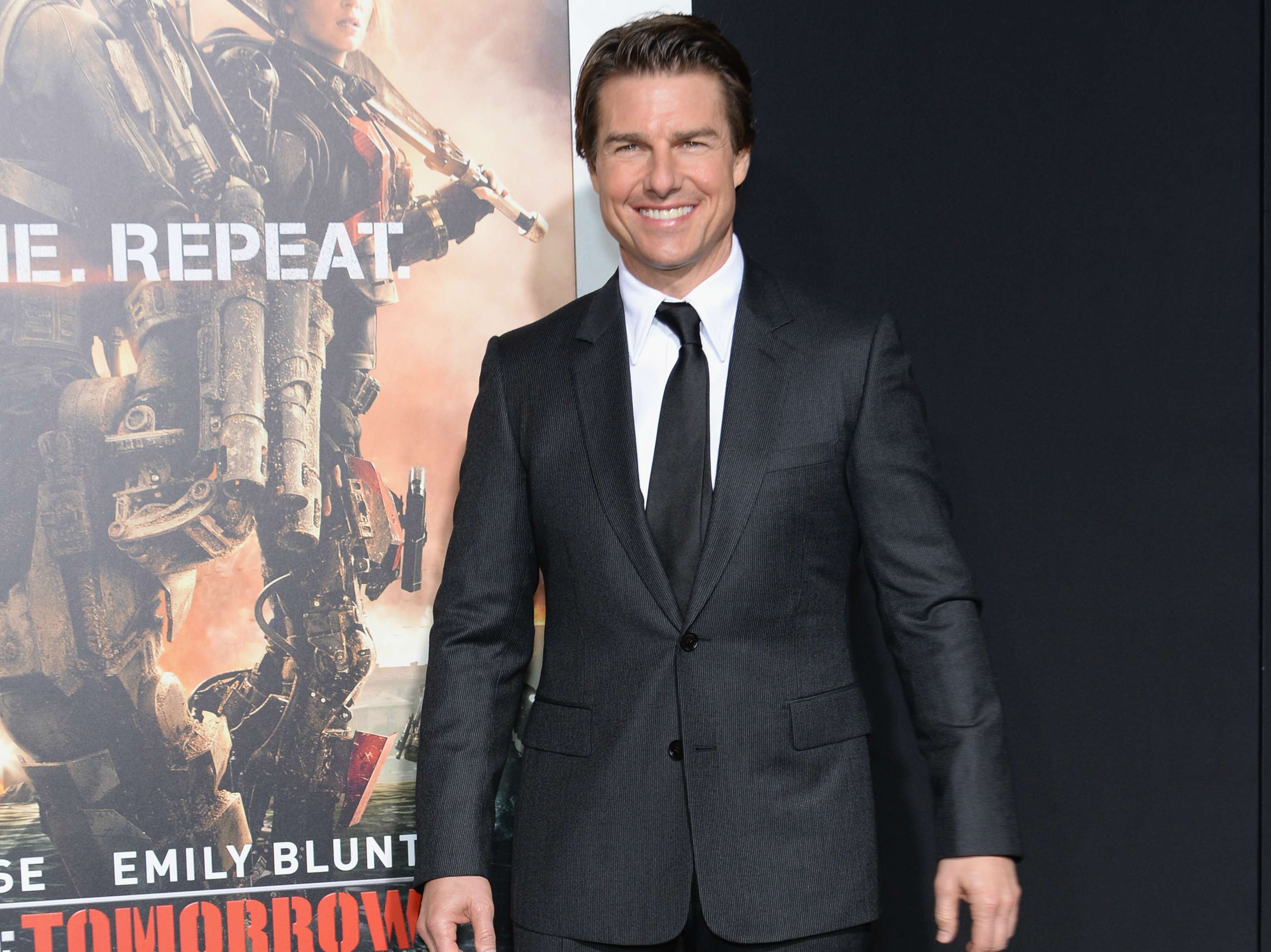 Tom Cruise. Foto: Getty Images