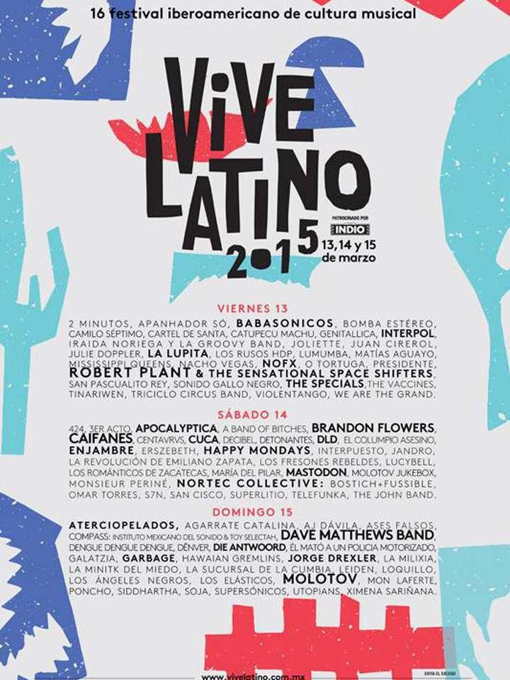 vive Foto: Facebook / Vive Latino