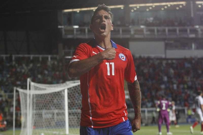 Mark González quiere jugar la Copa América. Foto: Photosport